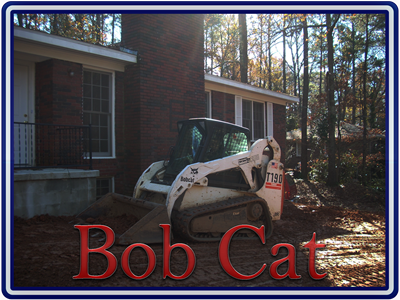 Atlanta BobCat Contractor