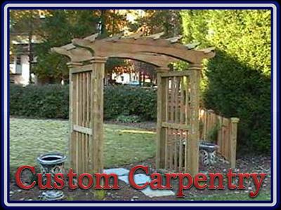 Marietta Custom Carpentry