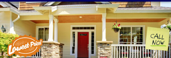 Residential Exterior House Painter