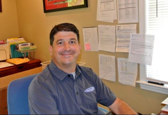 Charlie Dallavalle, Jr Painting Contractor in Johns Creek, GA.